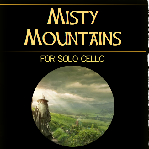 Misty Mountains with video tutorials