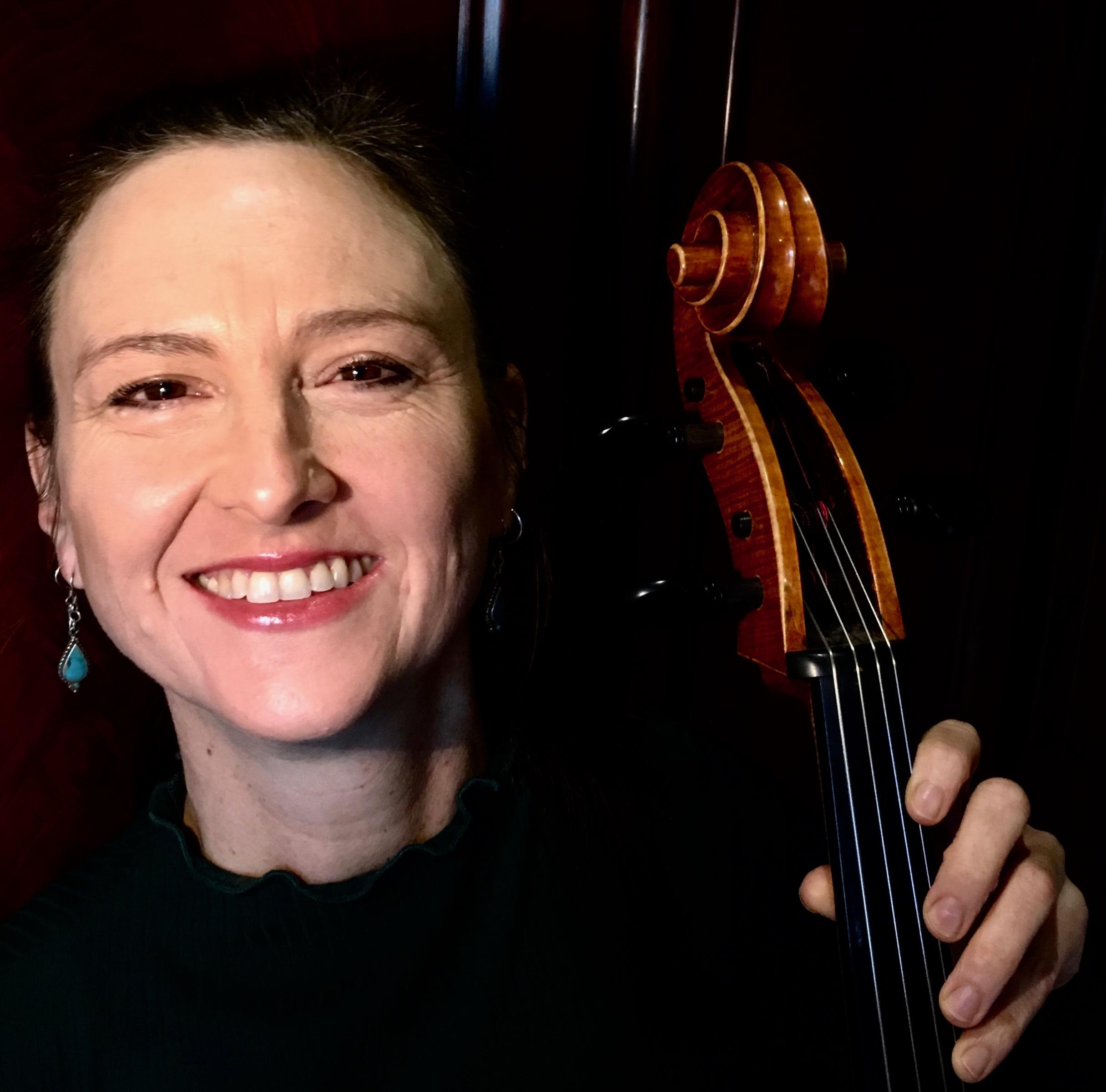 Ilse de Ziah cellist